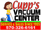 Cupp's Vacuum Center