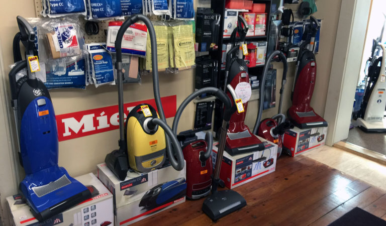 Vacuums Inventory