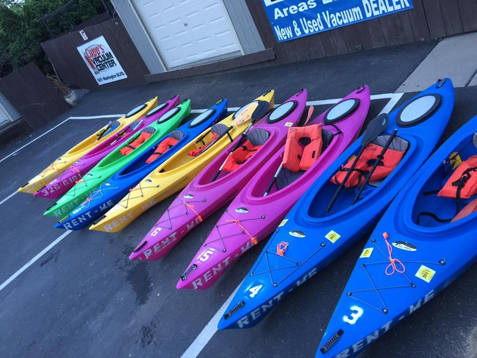 Kayaks Inventory